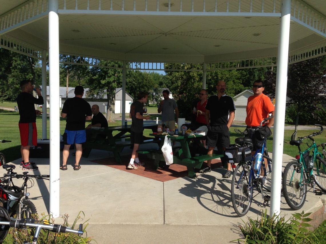 MMTI & Friends Annual Bike Ride